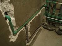 перенос труб на кухне Нижний Тагил